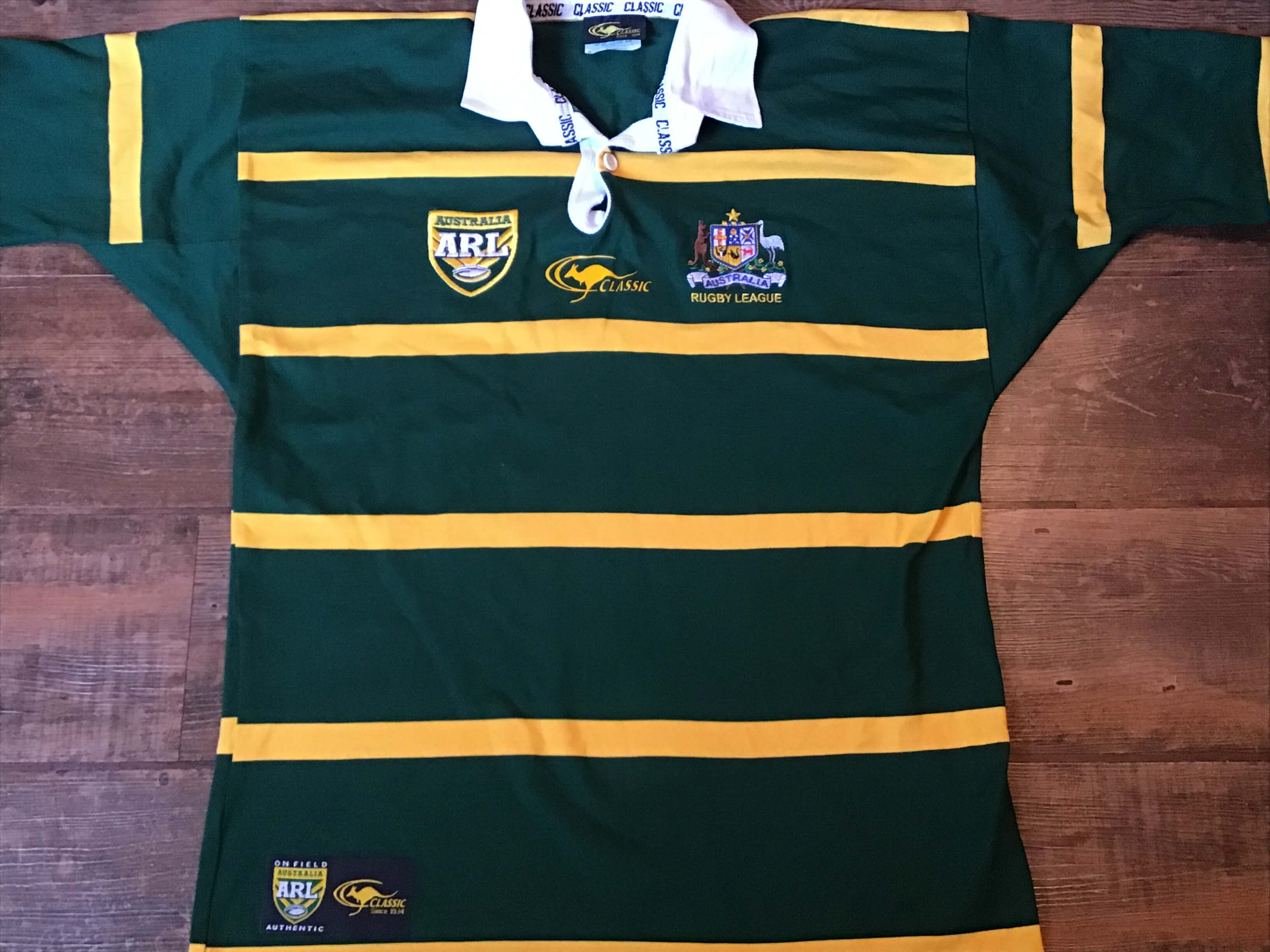2003 Australia Rugby League